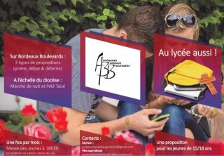 Tract aumonerie lycee